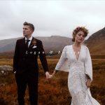 Teaser: Logan & Bonita // Bruiloft in Glen Coe, Schotland